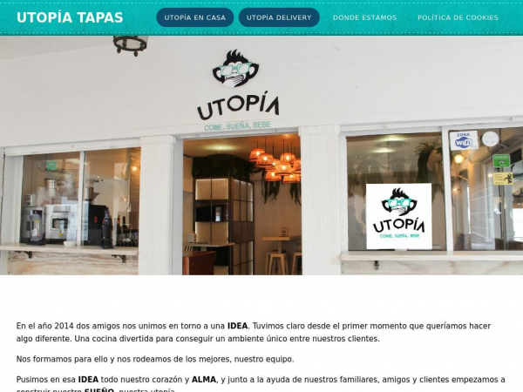 utopiatapas.es
