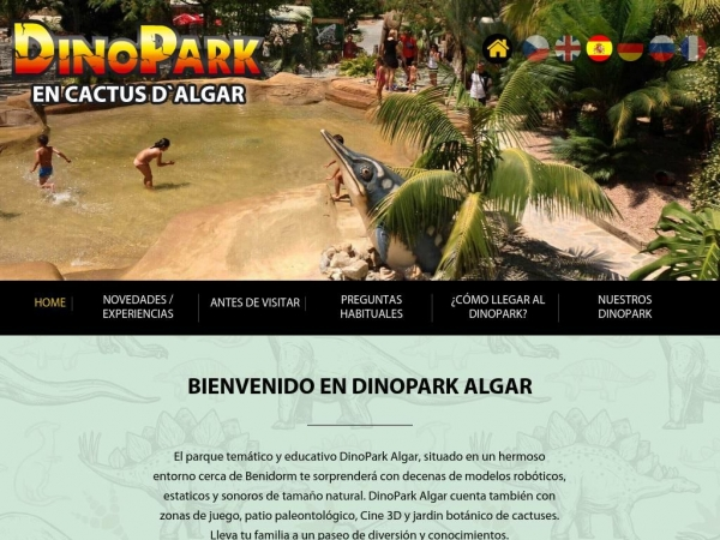 dinopark.es